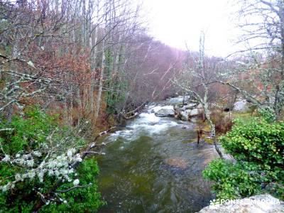 Valle del Ambroz-Sierra de Bejar - Gredos; fotos de senderismo; beneficios del senderismo;grupo de m
